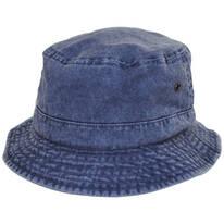 VHS Cotton Bucket Hat - Navy