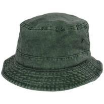 VHS Cotton Bucket Hat - Olive