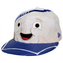 Ghostbusters Stay Puft 59Fifty Fitted Baseball Cap