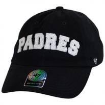San Diego Padres MLB Natalie Sparkle Baseball Cap
