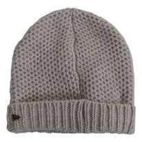 Cuff Knit Wool Beanie Hat