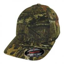 Break-Up Infinity Camo MidPro FlexFit Fitted Baseball Cap