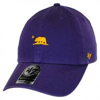 Mini Cali Bear Clean Up Strapback Baseball Cap