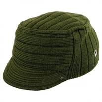 Sand Cassel Kids' Bandit Knit Cadet Cap