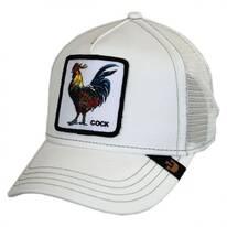 Gallo Mesh Trucker Snapback Baseball Cap