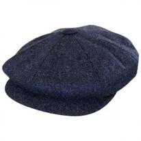 British Lambswool Newsboy Cap