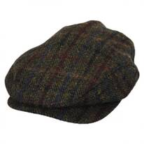 Darcy Plaid Wool Ivy Cap