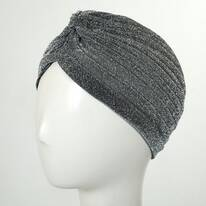 Metallic Poly Turban