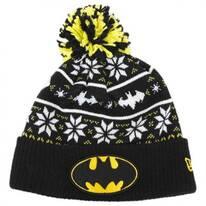 DC Comics Batman Sweater Knit Beanie Hat