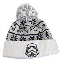 Star Wars Stormtrooper Sweater Knit Beanie Hat