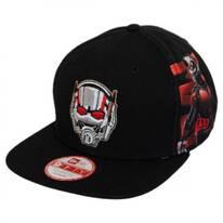 Marvel Comics Ant Man Side Sub 9Fifty Snapback Baseball Cap