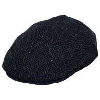 Cambridge Herringbone Wool Ivy Cap