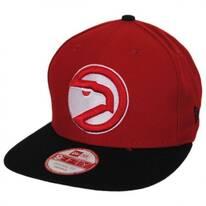 Atlanta Hawks NBA Hardwood Classics 9Fifty Snapback Baseball Cap