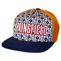 Springfield Trucker Snapback Baseball Cap