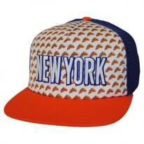 New York Grub Trucker Snapback Baseball Cap