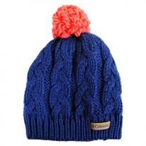 Kids' In-Bound Pom Acrylic Beanie Hat