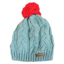 Kids' In-Bound Pom Knit Beanie Hat