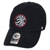 Toronto Raptors NBA Clean Up Strapback Baseball Cap Dad Hat