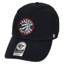 Toronto Raptors NBA Clean Up Strapback Baseball Cap