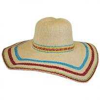 Cardenas Beach Toyo Straw Sun Hat