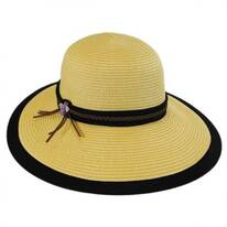 Bumblebee Toyo Straw Facesaver Hat
