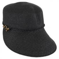 Anchor Toyo Straw Facesaver Hat