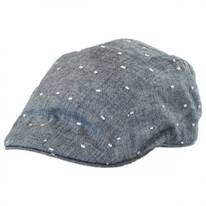 Malden Cotton Blend Ivy Cap