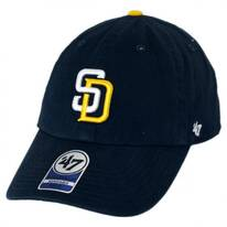 San Diego Padres MLB Kid's Clean Up Baseball Cap