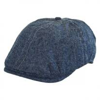 Kids' Cotton Duckbill Ivy Cap