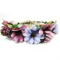 Daisy Adjustable Wreath