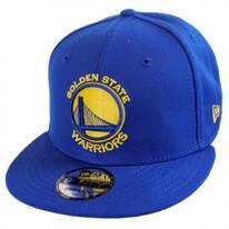 Golden State Warriors NBA On Court Snapback Baseball Cap