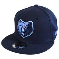Memphis Grizzlies NBA On Court Snapback Baseball Cap