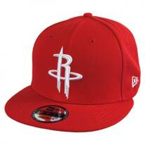 Houston Rockets NBA On Court Snapback Baseball Cap