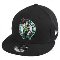 Boston Celtics NBA On Court Snapback Baseball Cap