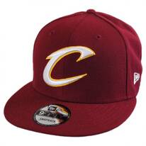 Cleveland Cavaliers NBA On Court Snapback Baseball Cap