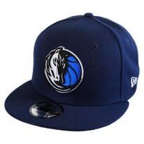 Dallas Mavericks NBA On Court Snapback Baseball Cap