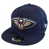 New Orleans Pelicans NBA On Court Snapback Baseball Cap