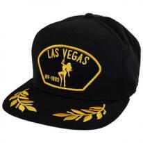 Las Vegas Snapback Baseball Cap