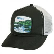 Uhmerica Mesh Trucker Snapback Baseball Cap