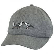 Jaymison Strapback Baseball Cap Dad Hat