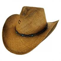 Hollywood Straw Western Hat