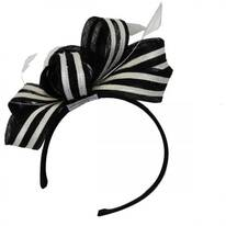 Peppermint Fascinator Headband