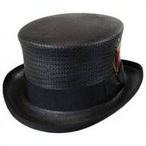 Toyo Straw Top Hat