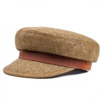 Brook Toyo Straw Fiddler Cap