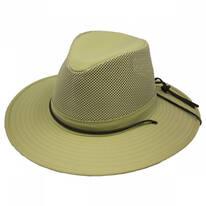 Solarweave Mesh Aussie Fedora Hat - 3XL