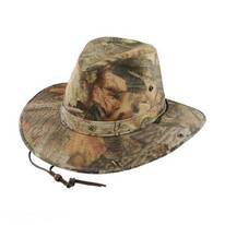 Timber Aussie Fedora Hat - 2X