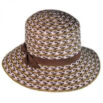 Coco Toyo and Milan Straw Sun Hat