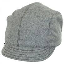Milton Wool Fixie Cap