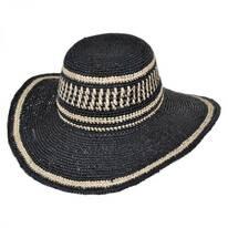 Makuna Raffia Straw Sun Hat