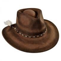 Roxy Dene Wool Felt Outback Hat